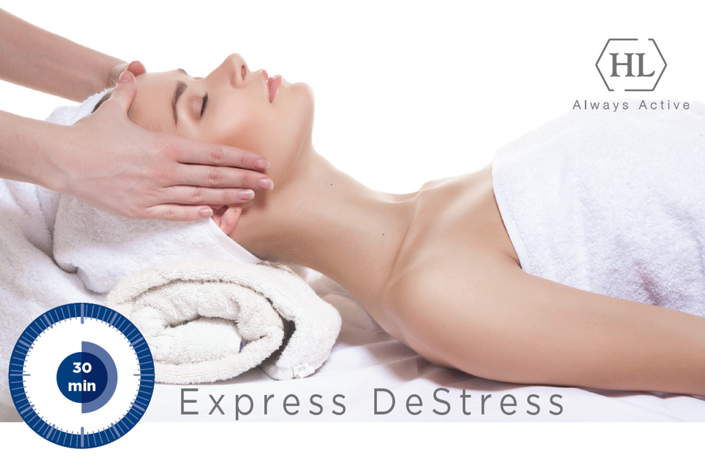 Facial DeStress HL Cosmetics