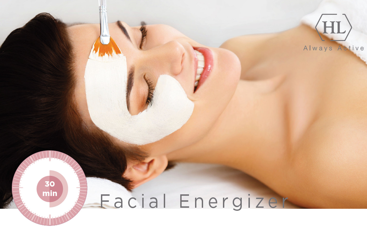 Face treatment Express Facial Energizer