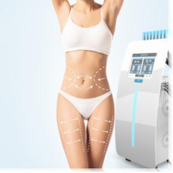 Size reduction with cryolipolysis